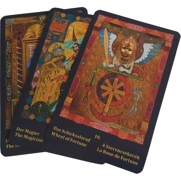 Három kártyalap